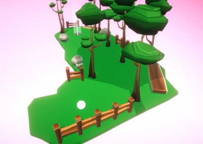 GolfCourse several options