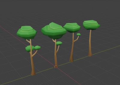TreesinTheMaking